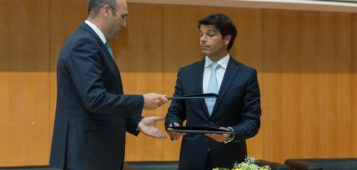 AEDCP signs Sectorial Pact with Ministery of Economy