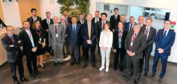 Cluster gathers with Airbus Defence & Space