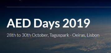 AED Days 2019 Conference panel with worldwide renowned presences