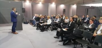 AED gathers with european clusters
