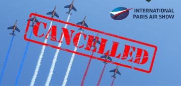 Paris Air Show 2021 cancelled