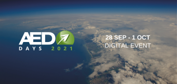 Official dates for the AED Days 2021 announced
